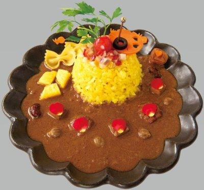 画像1: 洋食膳海カレーTAKEUCHI本店 海の幸キーマ風カレー